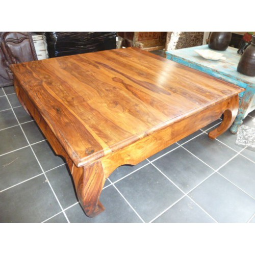 table basse opium 120x120x45