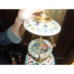 Anneaux éléphant en bronze 12 cm