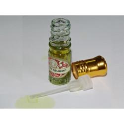 Housse Kérala 40x40 cm 3 jaune pastel
