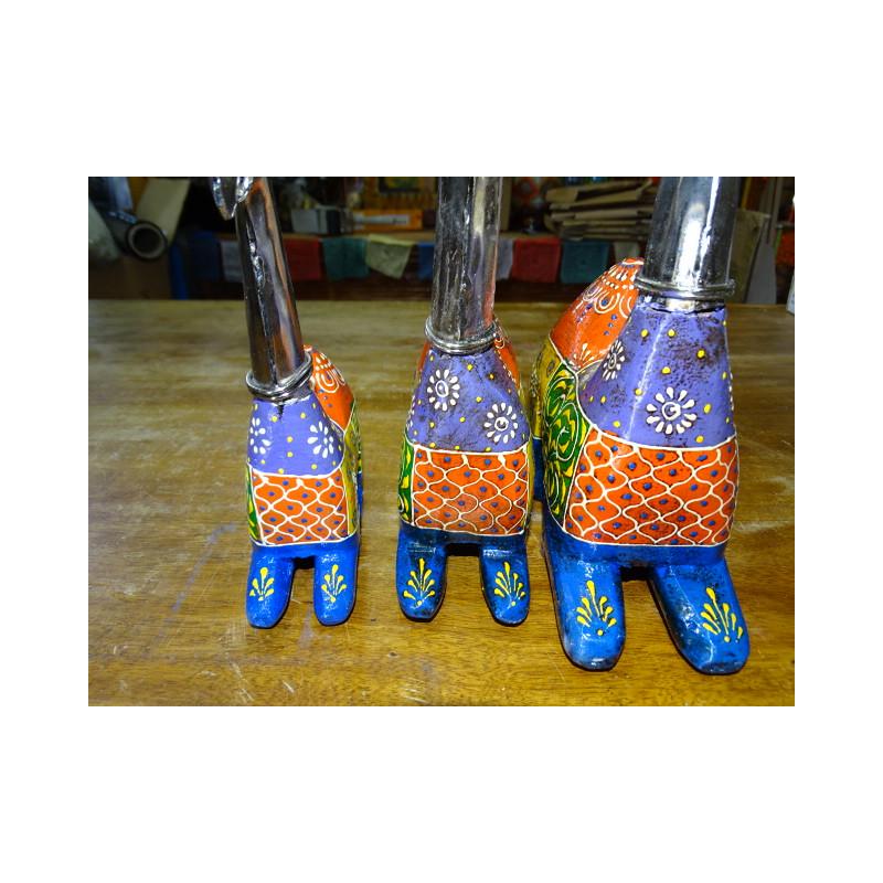 Tête de buddha en pierre