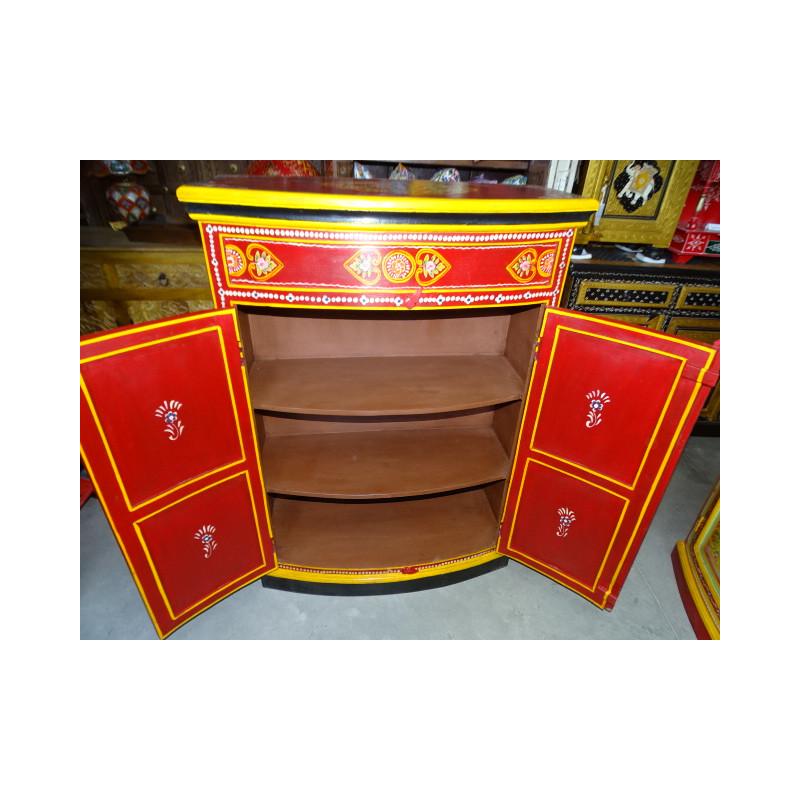Boutons en porcelaine tournesol incas