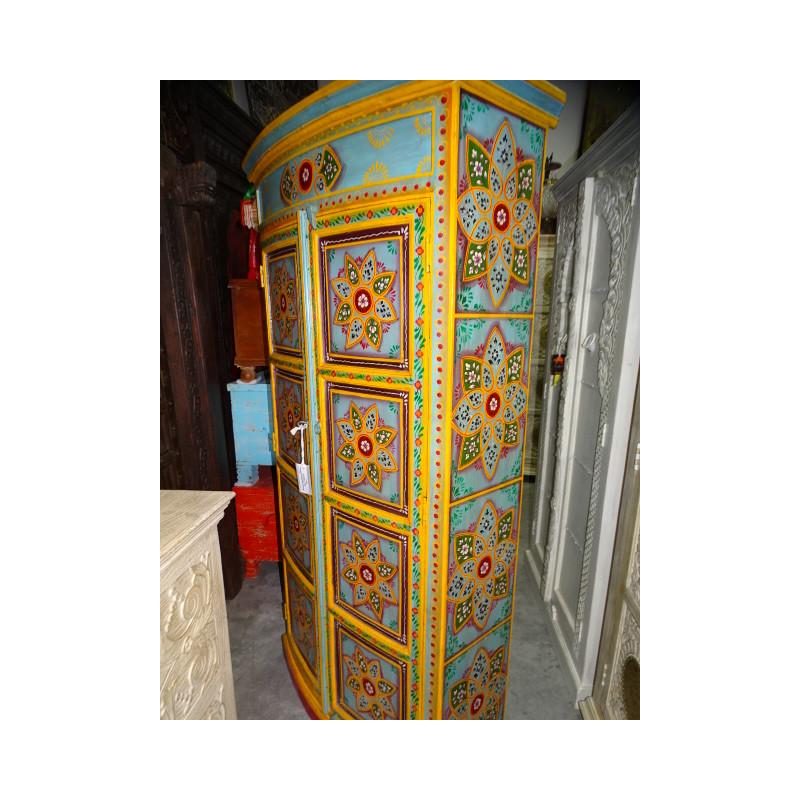 Heurtoir main doré