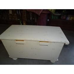 poignée en bronze cythare vert