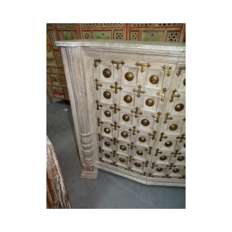 statue de Devdasi en pierre