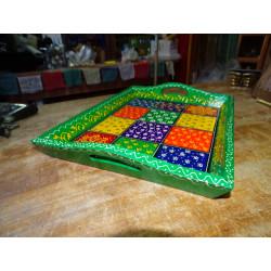 Porte encens famille de 3 éléphants