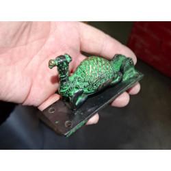 Cadenas en bronze Ganesh or