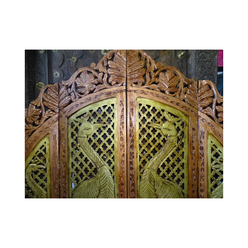 Nappes taffetas brocard 150x225 cm vert clair