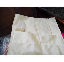 Panneau tête Buddha sculpté 2 tons
