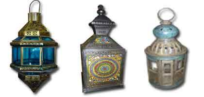 Lanternes indiennes