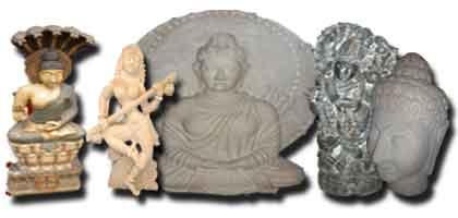Accessoires de décoration indienne. - Les Interieurs d\'ailleurs