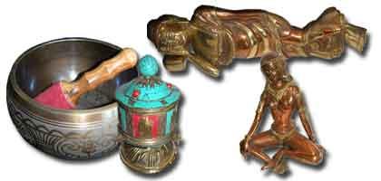Bronzes indiens