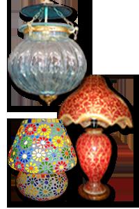Luminaires indien