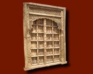 Arches, portes, piliers...