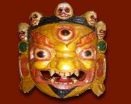Masques Népalais