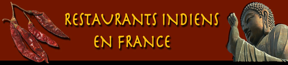 restaurants indiens en France !